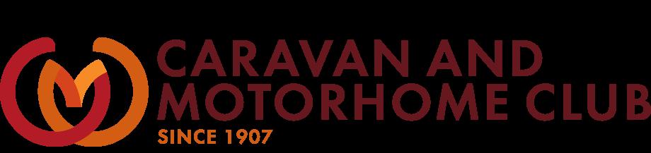 Caravan and motorhome club banner